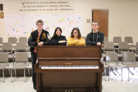 Four AHS Students Make an All-State Appearance