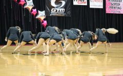 Dance Team Prepares for First Performance
