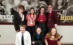 Speech and Debate Compete at Lincoln Railsplitter