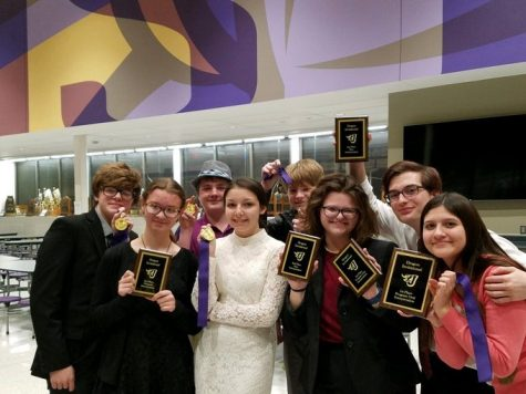 Two Straight Weekends of Competition for Speech and Debate