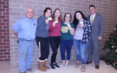 Students Win Gift Cards After Mock Interviews