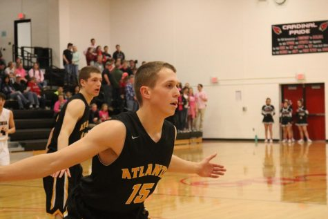 Trojan Boys' Basketball Takes On a New Opponent