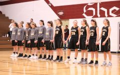 Shenandoah Ends Trojan Girls' Basketball Postseason Run