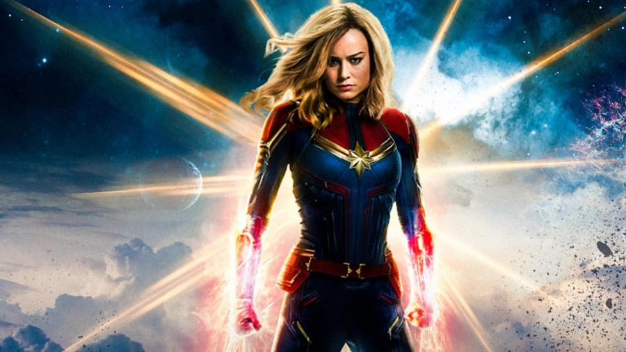 The Kree vs The Skrulls -- Captain Marvel Review