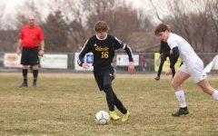 Boys' Soccer Falls to the Carroll Tigers