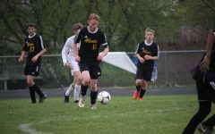 Three-Game Week for Boys' Soccer