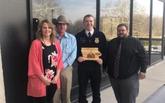 FFA Achieves First State Officer in 42 Years