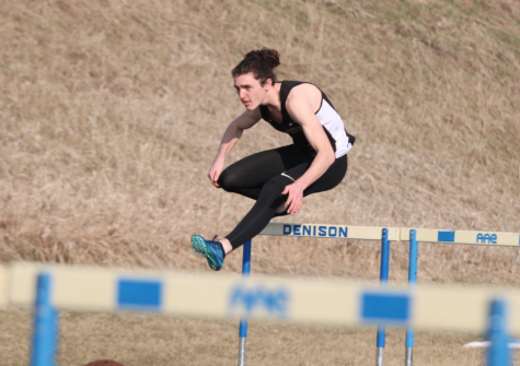 Boys' Track Beat Out Rams for First Place