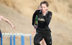 Girls' Track Places Third at Denison