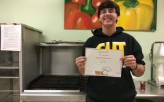 Students Duel in Grilled Cheese Cook-Off