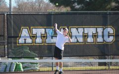 Team Play Ends for Trojan Boys' Tennis