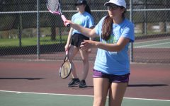 Atlantic Girls Hang Up Rackets