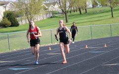 Trojan Girls Track Headed to the Blue Oval