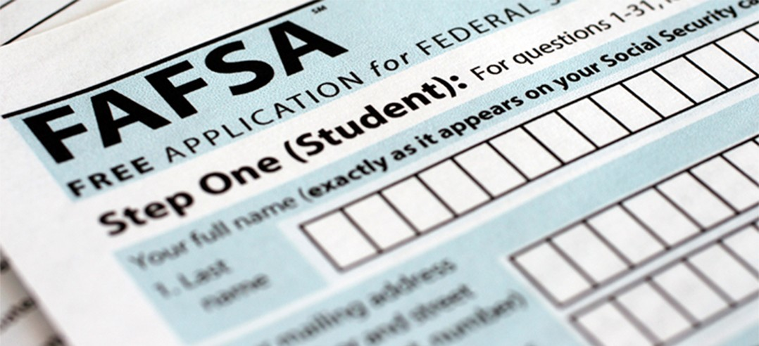 Seniors, fill out the FAFSA as soon as possible.