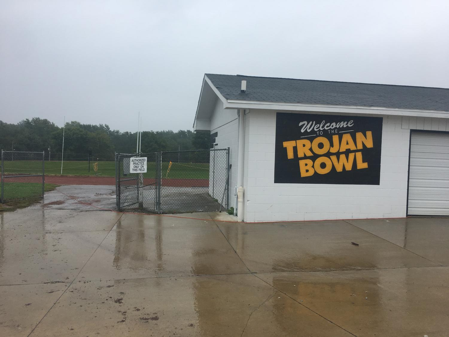 The Trojan Bowl will host the Oct. 5 showing of