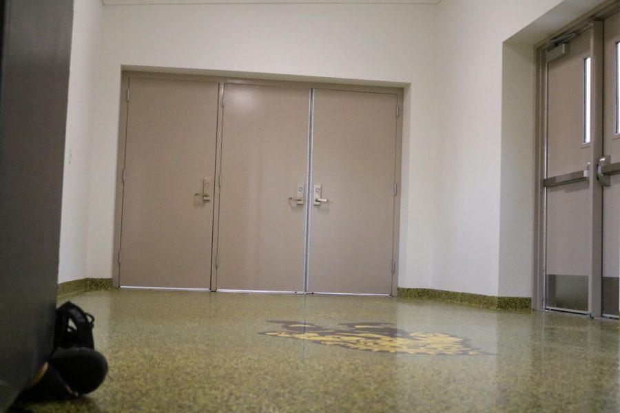 New Hallway at AHS