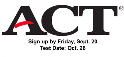 Students Tackle the ACT
