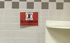 Cell Phone Usage in the Restroom