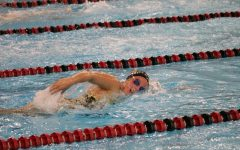 Six Events Qualify for State Swim