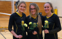 Atlantic Volleyball Says Goodbye to Seniors