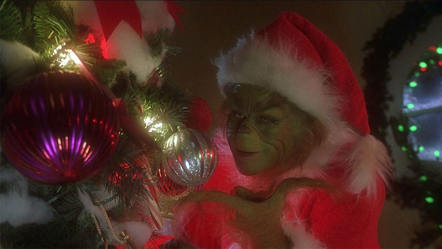 The+Grinch+stealing+Christmas+from+the+little+ones+in+Whoville.