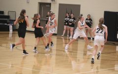 Basketball Girls Play Two Over Weekend