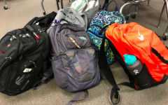 The Correlation Behind Backpacks and Locker Usage