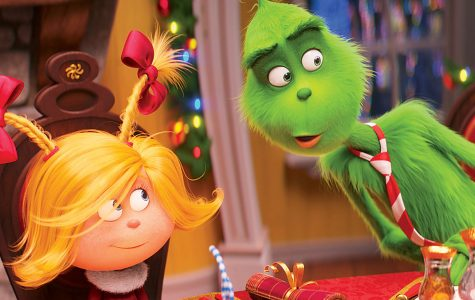 """Day Six: """"The Grinch"""" but in Cartoon Form"""