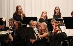 Atlantic Musicians Attend ISU Honor Band