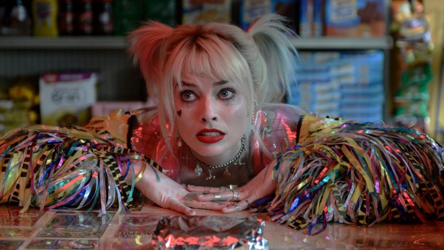 Harley+Quinn%2C+played+by+Margot+Robbie%2C+is+the+main+character+in+DC%27s+latest+release.