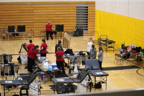 NHS Blood Drive Gets Called Off