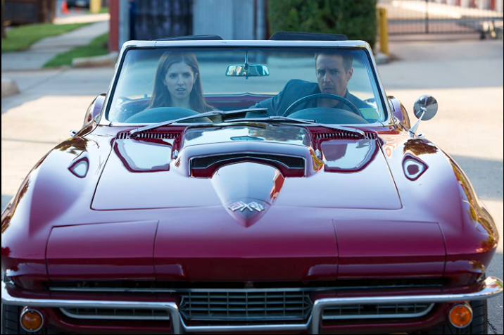 The 2015 film starring Anna Kendrick and Sam Rockwell can be found on Netflix.