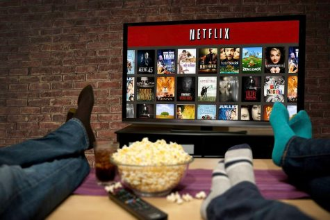 During quarantine, many people are binge watching shows and movies to fill free time.