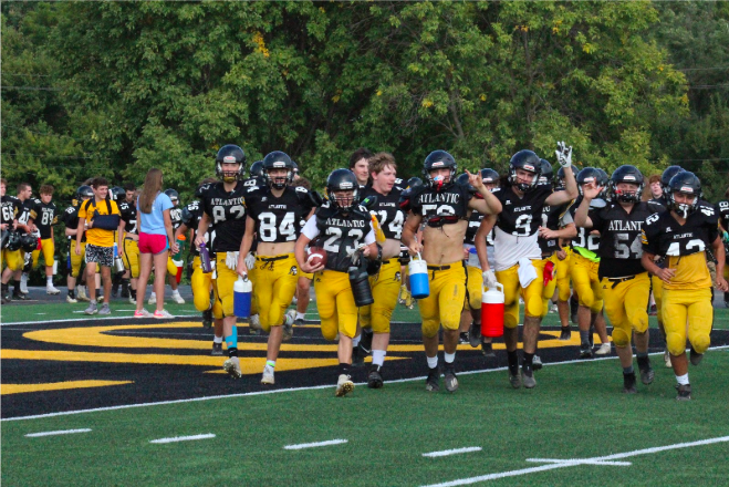 The Trojans were out on the field for the first time last Thursday. Their current season record is 4-1.