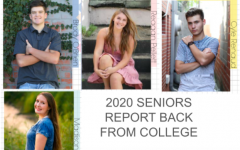 Four members of the class of 2020 share how their experience at college has been. Madison Fell, Reagan Pellett, Brody O'Brien, and Cyle Renaud discuss the challenges of living on campus during a pandemic.