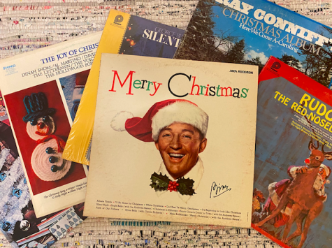 These records, among others, can be heard throughout my house during the holiday season. The vinyls are often displayed around my room to add to the Christmas vibes.