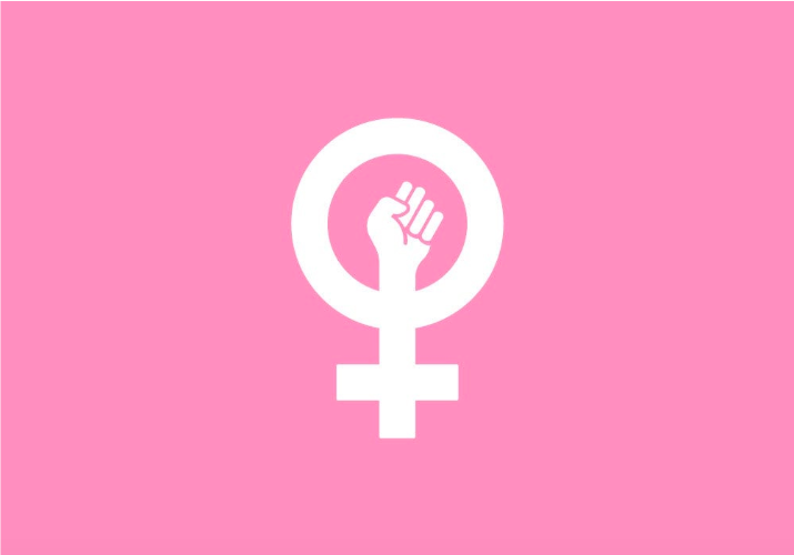 Feminism is the the belief that there should be equality between men and women socially, economically, and politically.