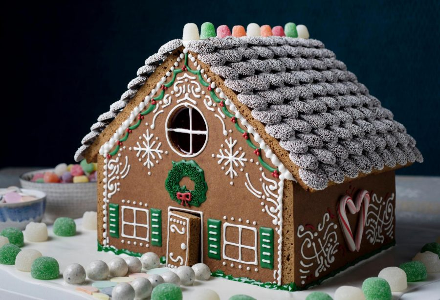 4.+Make+A+GingerBread+House