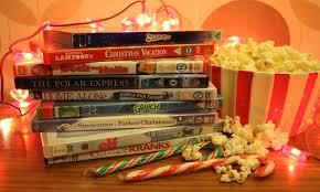 1. Have a Christmas Movie Marathon