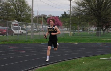Joe Weaver 2019 track season
