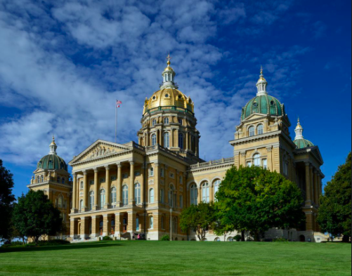 """The new bill states: """"The Constitution of the State of Iowa does not recognize, grant, or secure a right to abortion or require the public funding of abortion."""" Students at AHS have different opinions on the passing of this bill."""