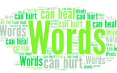 Words considered slurs are often thrown around among high school students. Parents of children with learning challenges explain that such terms are