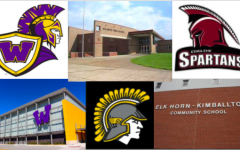 Schools across Iowa range from all sizes. Some schools have 400 students, while others have over 1,000.