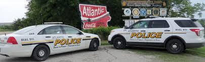 The Atlantic Police Department has a close relationship with Atlantic High School. They put forth the effort to keep every student safe.